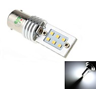 1156 12W 12x2323 SMD 350LM 6000K White Light LED for Car Headlamp (DC 10-30V)