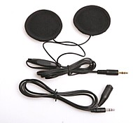 Motorbike Motorcycle Helmet Stereo Speakers Earphone for MP3 MP4 GPS