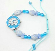 Women's  Small Fish Quartz Movement Watch