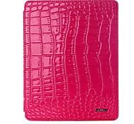 Natusun™ Crocodile Striae Pattern PU Leather Case Full Body Case with Auto Sheep and Wake UP for iPad2/iPad3/iPad4