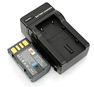 DSTE 7.4V 1700mAh bn-VF808 Akku + Ladegerät DC36 für JVC GZ-mg133 r-d720 gr-d796-Kamera