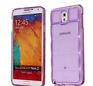 Natusun™  Solid Color Body Armor Style TPU Soft Case for Samsung NOTE 3 N9000
