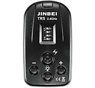 Jinbei ТРС 16 каналов радио беспроводной пульт дистанционного Speedlite внезапного пуска