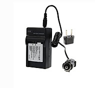ismartdigi-can cargador de enchufe + coche nb-11l (680mAh, 3.7v) batería de la cámara + eu para canon ixus125 240 245hs a340 A2400 A2300