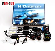 12V 35W 9004 6000K High / Low Premium Ac Error-Free Canbus Hid Xenon Kit For Headlights