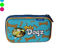 Cute Pets Dogs & Cats Protector Travel Bag Case Cover for Nintendo 3DS Console