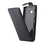Solid Color Pattern Open Up and Down PU Leather Full Body Case for Nokia Lumia 930/929