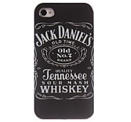 Whiskey Design Hard Case for iPhone 5/5S
