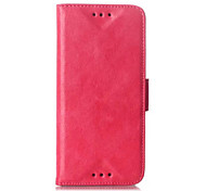 Luxury Pattern Oil Skin Wallet Leather Case for HTC One mini 2/ M8 mini(Assorted Colors)