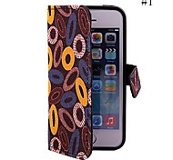 Coway Personality Collar Affixed Cloth Mobile Phone Holster Case for iPhone5/5s(Assorted Color)