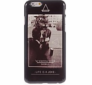 Tiger and Soda Design Aluminum Hard Case for iPhone 6