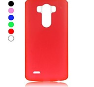 ENKAY Protective TPU Back Case for LG G3 D855