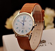 Women's Fashion Simple digital Watches(Assorted Colors)