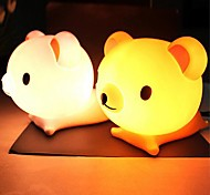 The Little Bear Shape ABS LED Night Light(Assorted Color)