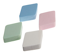 4Pcs Rhombus  Powder Puff