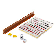 HIPS Mini Sculptural Mahjong Suite Travel Toys