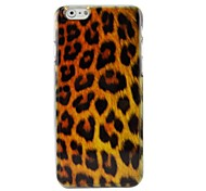 For iPhone 6 Case / iPhone 6 Plus Case Pattern Case Back Cover Case Leopard Print Hard PC iPhone 6s Plus/6 Plus / iPhone 6s/6