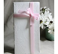White Embossing Crafts Pastry and Gift Box