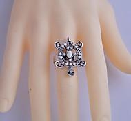 Lureme®Measle Cute Tortoise Ring