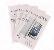 High Quality Anti-fingerprint Screen Protector for iPhone 6 (4 pcs)