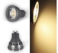 MORSEN Lâmpada de Foco/Lâmpada PAR Regulável GU10 5 W 350-400 LM 3000-3500 K Branco Quente 5 COB AC 220-240 V PAR