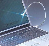 USB LED Laptop PC Notebook Light Lamp Plastic Flexible Low Power Snake Light