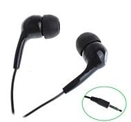 Jack 3,5 mm pour écouteurs intra-auriculaires pour iPhone / iPod / htc / samsung (110cm)