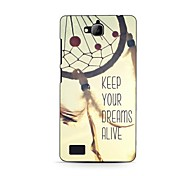 Keep Your Dreams Alive Design Hard Case for HuaWei Honor 3C