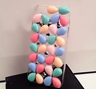 Z&X®  10*14MM 50 PCS Fashion DIY Jelly Color Water Droplets Flatback(Random Color)
