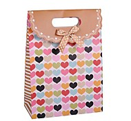 Coway 26.5*19*9 Love Candy Bag Party Paper Gift Bags