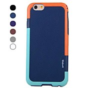 Colorful Design TPU Soft Cover for iPhone 6 (Assorted Colors)