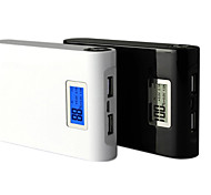 Universal DF 6000mAh High-Capacity External Power Battery Charger for iPad, iPhone and Others