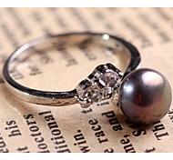 Ringe Damen Perle Perle