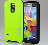 For Samsung Galaxy Case Shockproof Case Back Cover Case 3D Cartoon PC Samsung S5