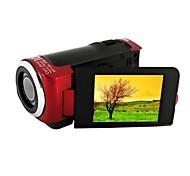 "Zoom numérique 8x 12.0 méga pixels caméra HD 2,7 ""270 degrés caméra cadeau de rotation vidéo LCD TFT dv-28"