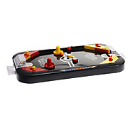2-in-1 Tabletop Shoot Traditional Hockey and Fast Action Soccer Game Toys