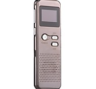 4gb multifunktionale digitale Voice Recorder mit LCD-Display und HD-Kamera