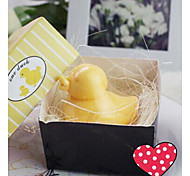 Holiday Gifts Mini Duck  Shape Soap (Random Color)