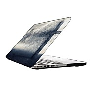 cruz fresco y diseño del pájaro de todo el cuerpo caja de plástico protectora para el de 13 pulgadas / macbook-pro con pantalla retina de 15 pulgadas