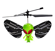 RC Nano Helicopter UFO Alien Style Toys