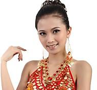 Z&X®  Fashion High Grade Belly Dance Rhinestone Necklaces