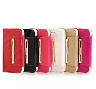 Set Auger Leather Case for iPhone 6(Assorted Colors)