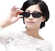14.2*4*3.2cm The Adjustable Pinhole Glasses Eyesight Eye Protection