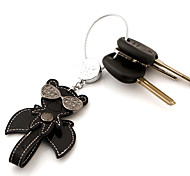 Leather Earphone Cable Wire Cord Organizer Cable Winder