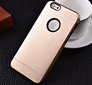 Elegant Design Aluminum Hard Case for iPhone 6 (Assorted Colors)