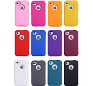 Heavy Duty Case Cover for Apple iPhone 4/4S