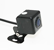 Rear View Camera - Compatibile con qualsiasi modello di auto - Sensore CCD da 1/4 di pollice - 120 ° - 420 linee tv disponibili