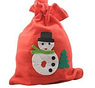 30*20CM Christmas Decal Gift Bag