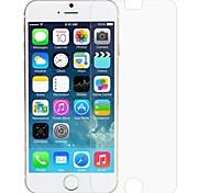 explosión de vidrio templado a prueba de protector de pantalla frontal de 0,3 mm para el iphone 6s / 6 (colores surtidos)