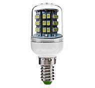 e14 4 W 60 lm SMD 3528 200 blanco fresco retrofit rebajada de maíz decorativas lámparas de corriente alterna de 220-240 V